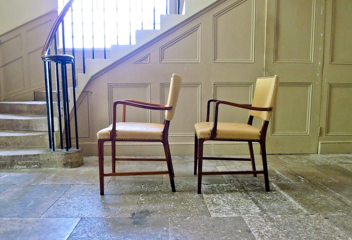 Danish furniture london armchair jacob kjaer alto stile for Scandinavian furniture london