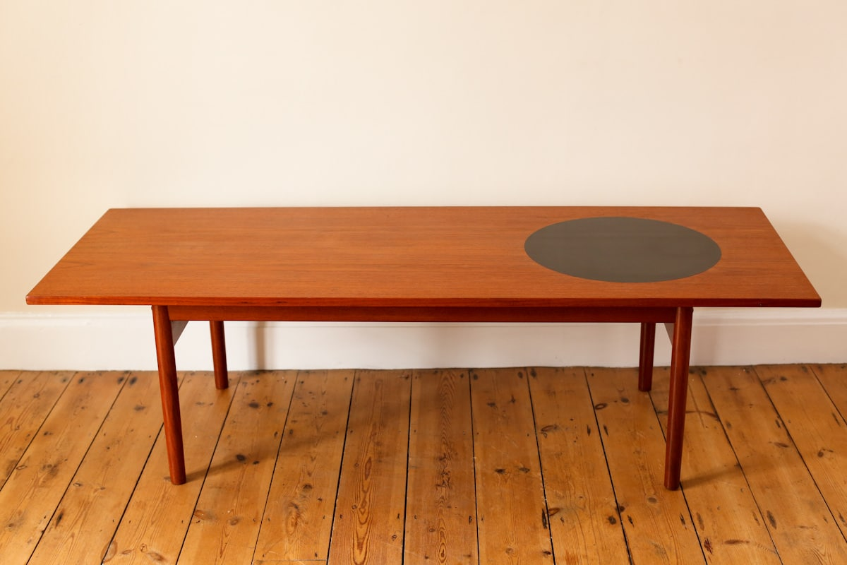 Greta Jalk Danish coffee table