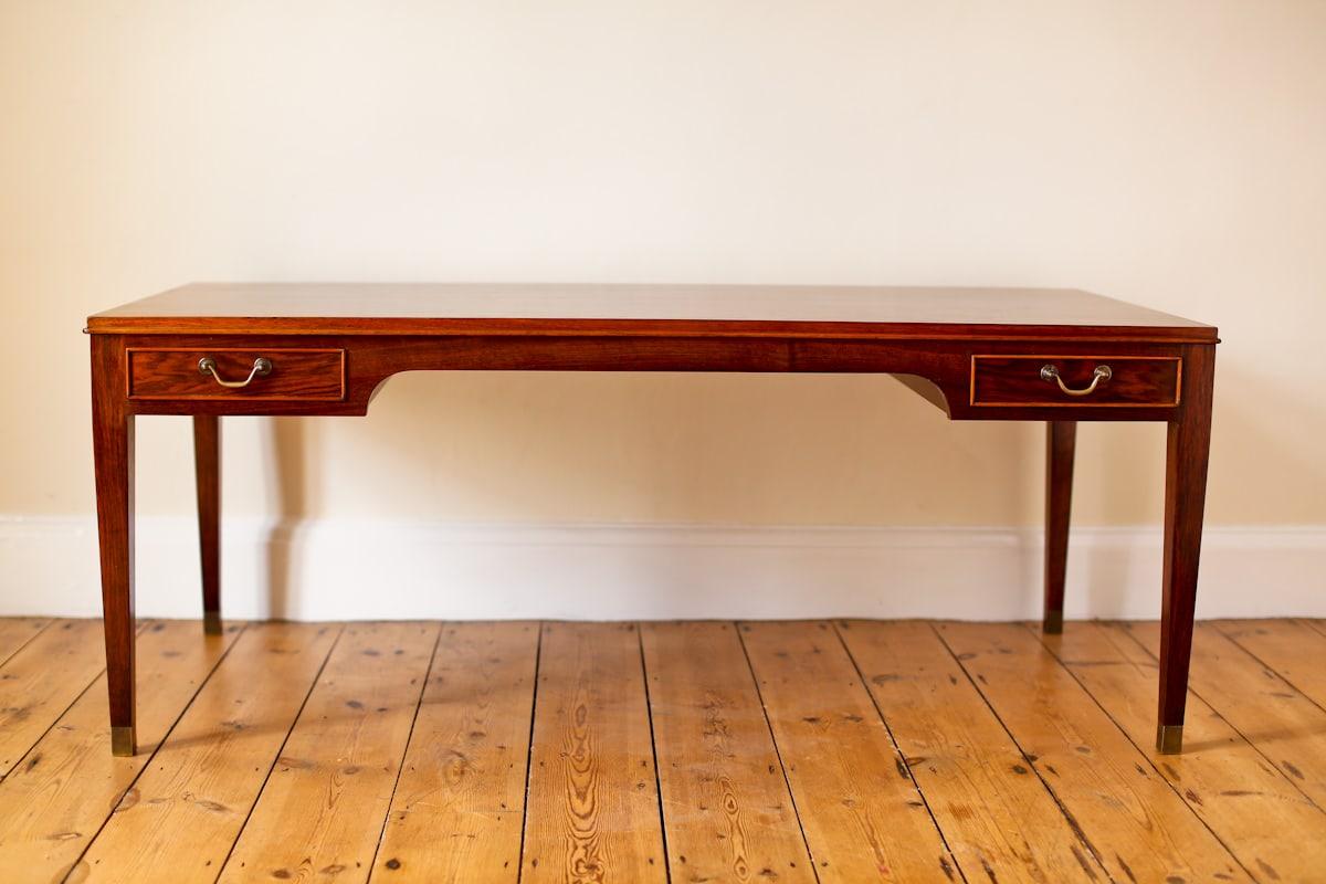 Danish coffee table Fritz Henningsen rosewood