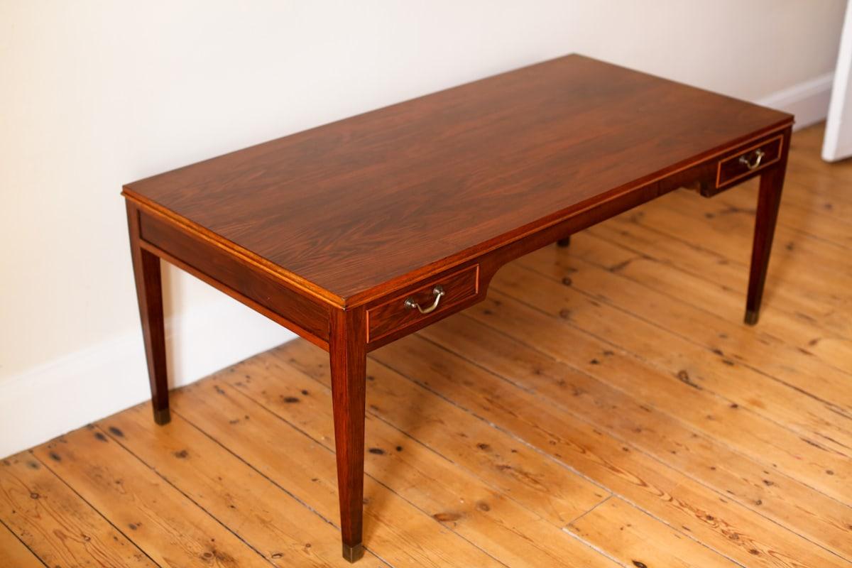 Rosewood coffee table Danish Fritz Henningsen 1950's