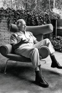 Hans Wegner Ox chair Danish 1950