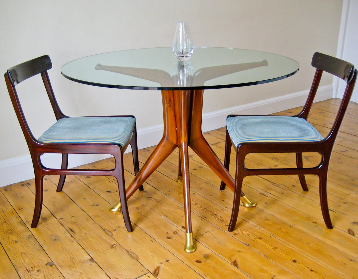 Ole wanscher danish furniture chairs 1950 alto stile for Furniture 1950