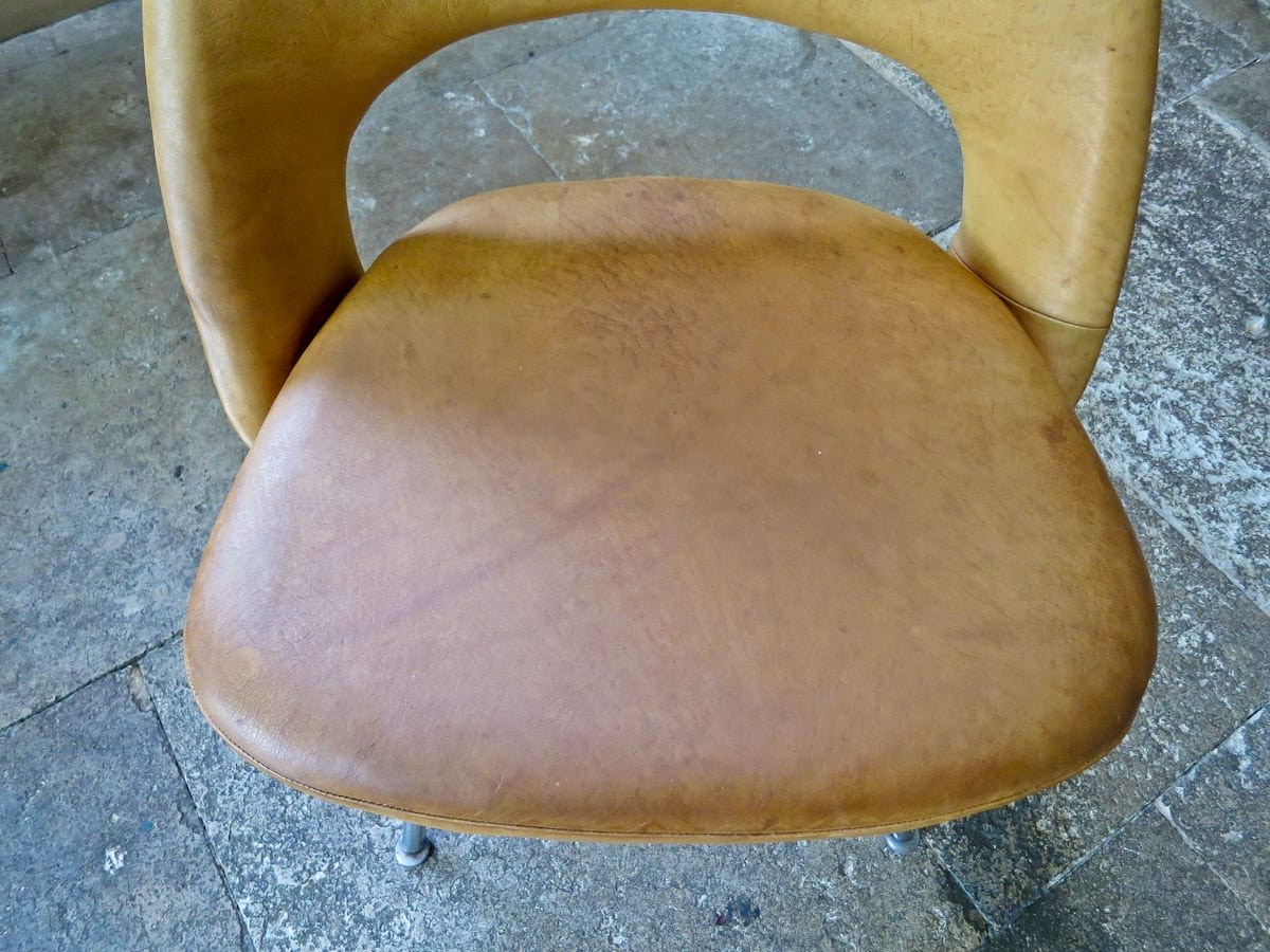 Eero Saarinen vintage chairs for Knoll 1950's