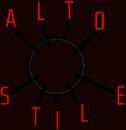 Alto Stile Mobile Logo
