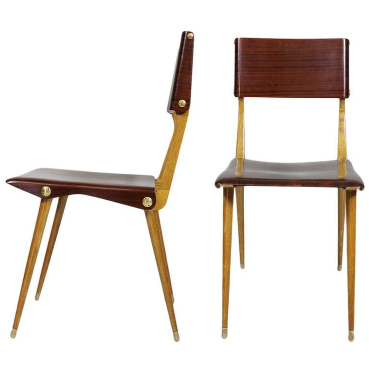 Cassina Carlo di Carli chairs mid century design 683