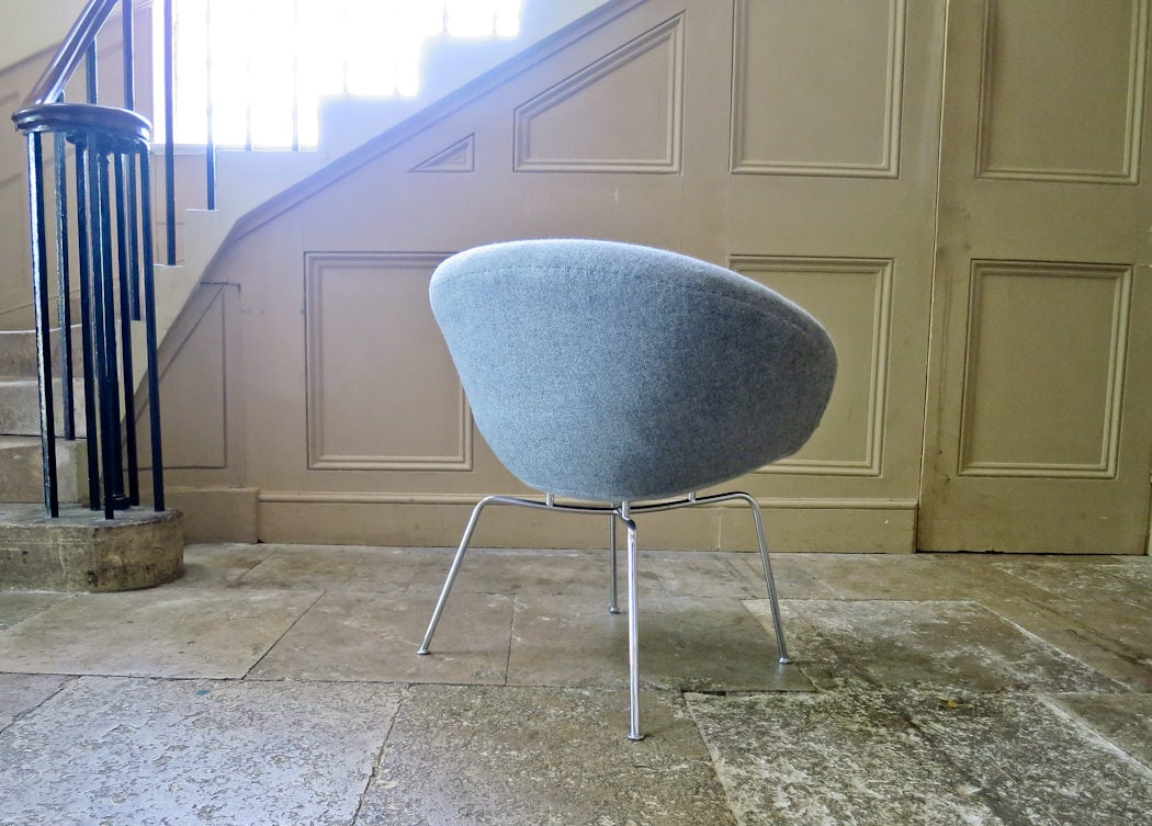 Fritz Hansen Pot chair Fritz Hansen armchair 1950's