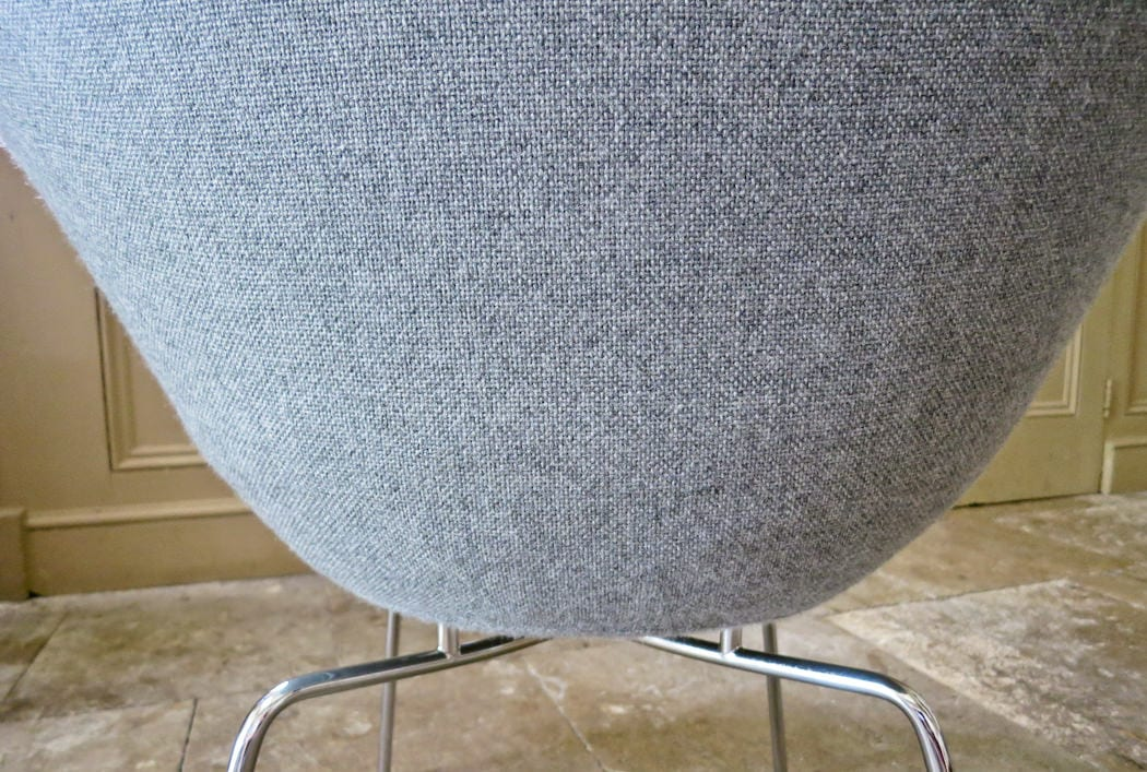 Arne Jacobsen Pot chair Danish furniture mid century