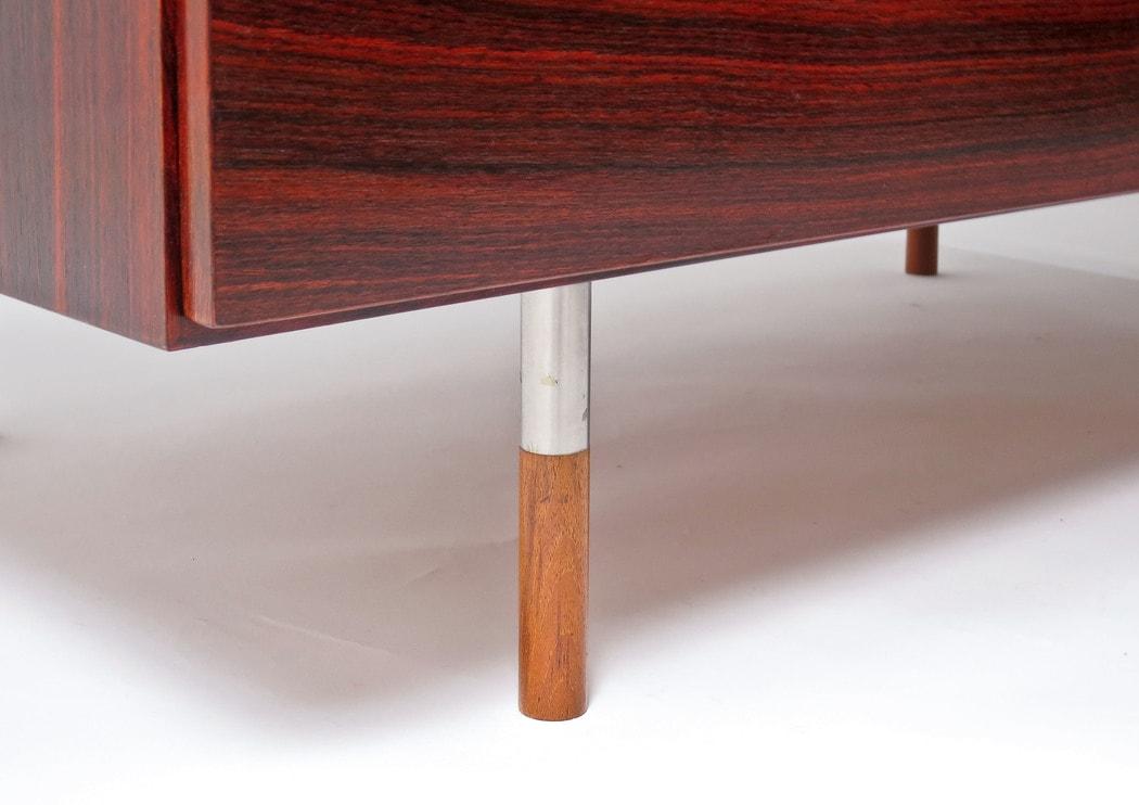 Ib Kofod Larsen sideboard rosewood for Faarup Danish 1960's