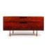Danish sideboard rosewood 1950's Faarup Kofod Larsen