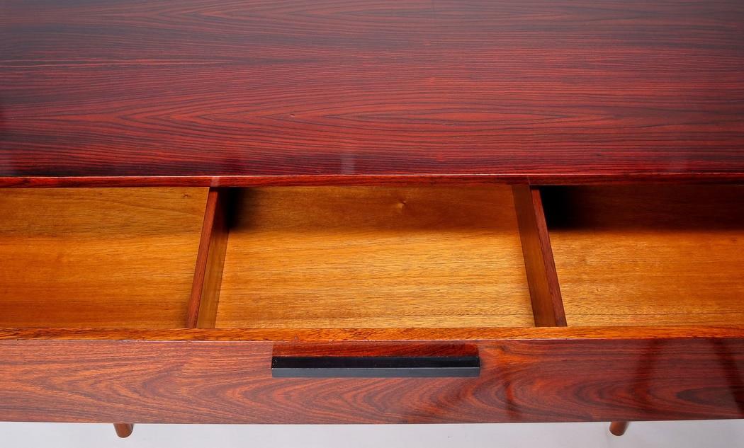 Ib Kofod Larsen mid century sideboard rosewood Faarup 1960's