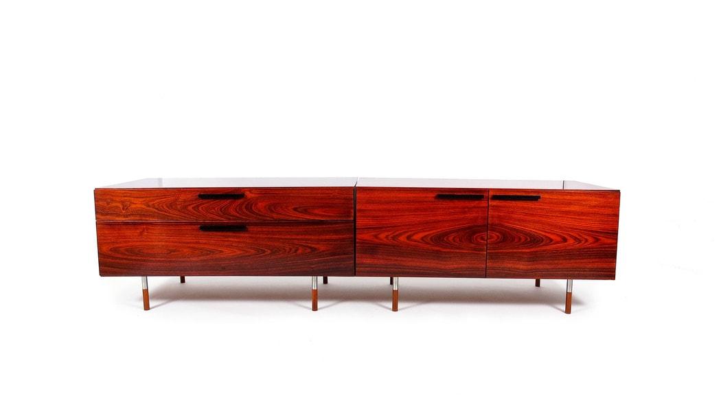 Rosewood sideboard Danish mid century Kofod Larsen 1950's