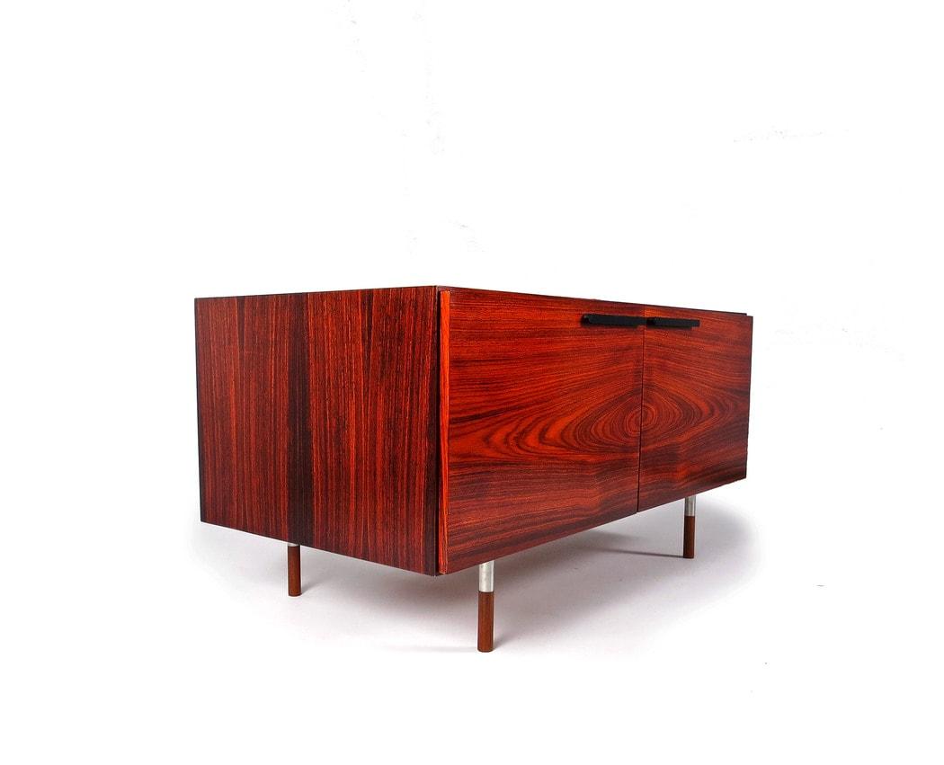 Mid century Danish sideboard rosewood Kofod Larsen 1960's