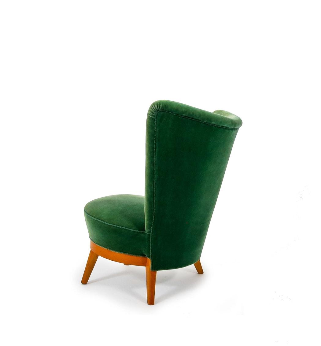 Mid century furniture chair stool Swedish 1950's