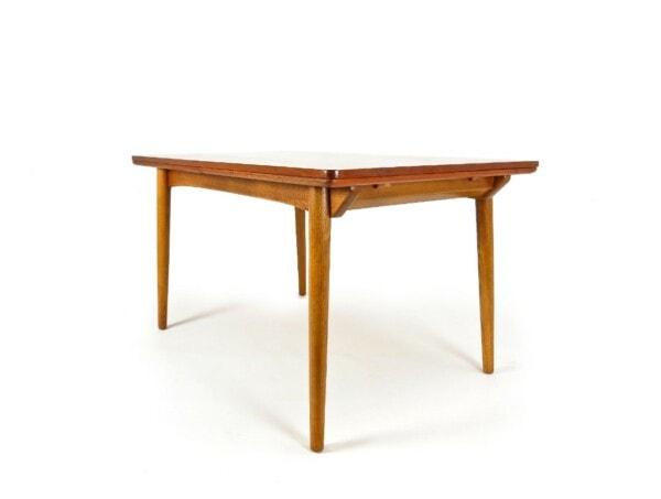 Danish dining table mid century modern furniture London 1950's