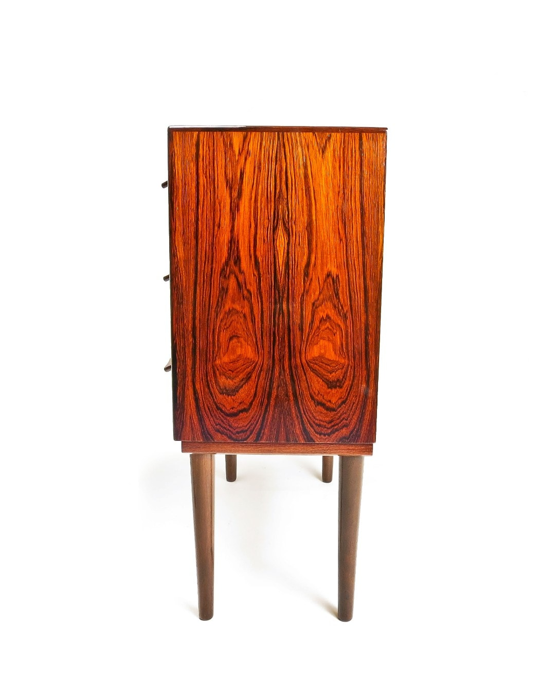 mid century rosewood chest drawers Danish London