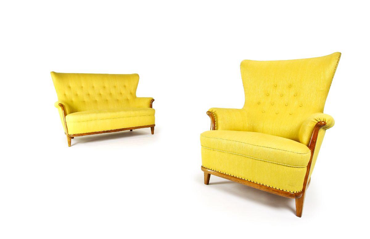 Swedish chair mid centiry furniture UK London 1950's