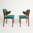 Danish furniture mid century chair hans olsen UK 1950's