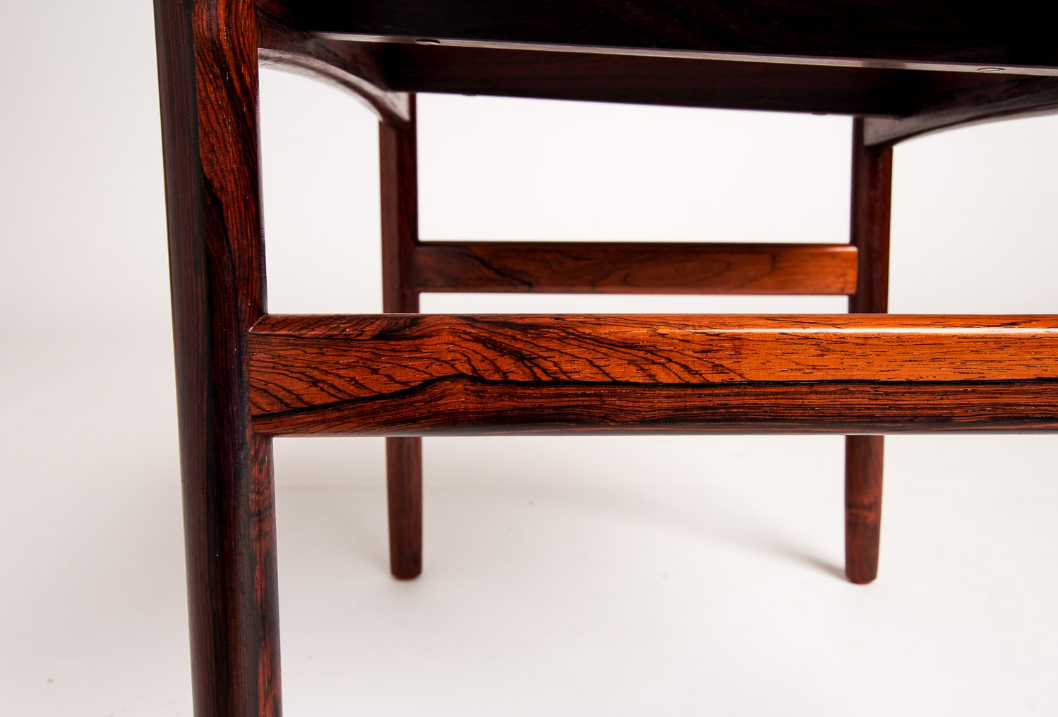 Rosewood dining chair vintage retro furniture London