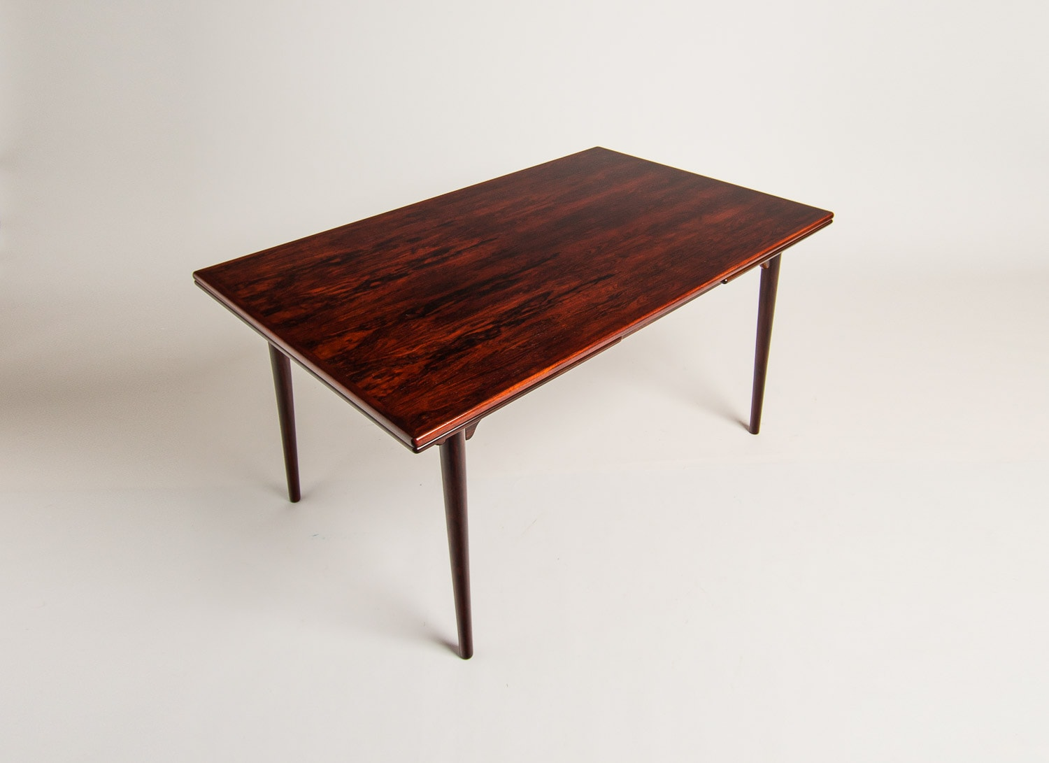 Mid century dining table rosewood Danish 1950's London