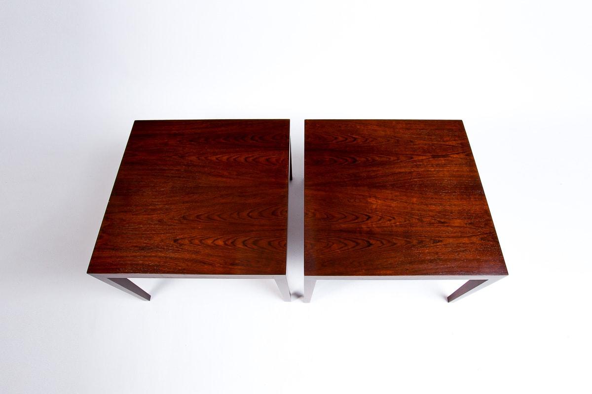 vintage rosewood coffee table mid century modern London